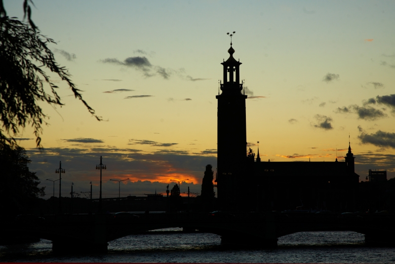 stadshuset i stockholm